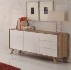 Dekoratives Sideboard aus Holz : Kollektion OLGA