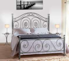 dekoratives metallbett capri ihr online shop f r ausgefallene design betten aus eisen und metall. Black Bedroom Furniture Sets. Home Design Ideas