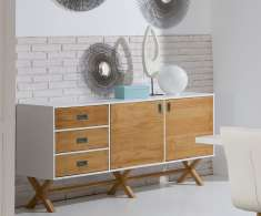 Sideboard aus Pinie : Modell LADY
