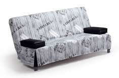 Beziehbares Schlafsofa : Modell FUNKY Post