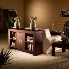 Sideboard aus Holz : Modell MADISON klein