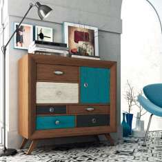 Sideboard aus Holz : Modell MARBELLA ECO