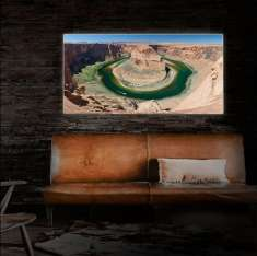 LED Leuchtbilder : Modell GRAND CANYON