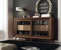 Sideboard aus Holz : Modell PADERBORN ECO