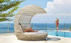Chill-Out Gartensofa : Modell CANCUN