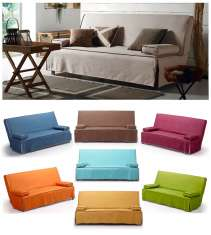 Beziehbares Schlafsofa : Modell FUNKY Colours