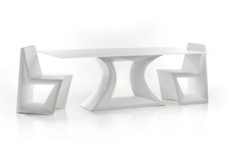 Eleganter Designer-Tisch : Kollektion REST
