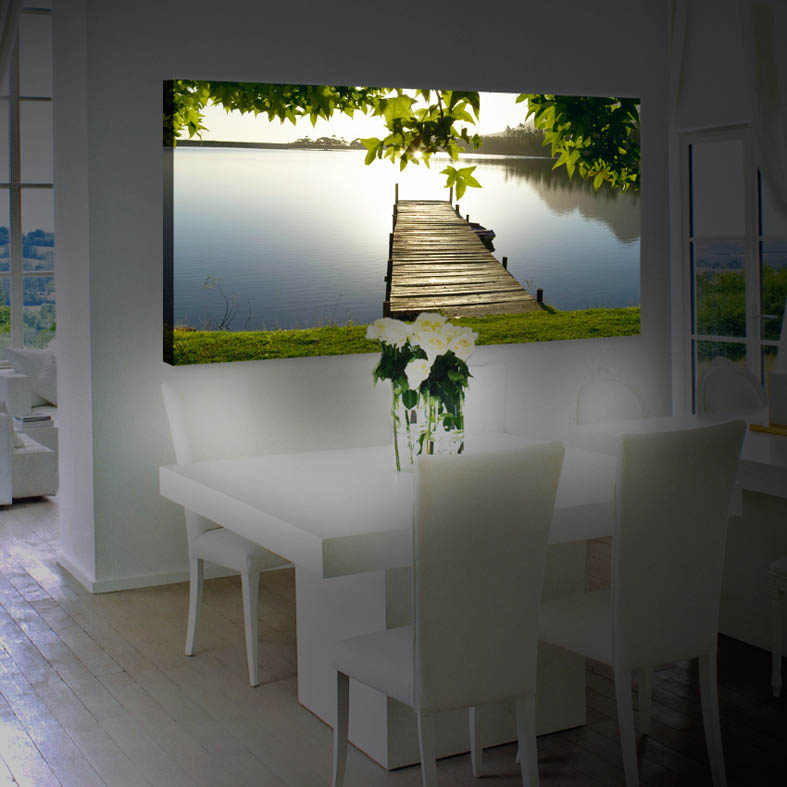 Led Leuchtbilder Modell Costa Rica Originelle Bilder Mit Led
