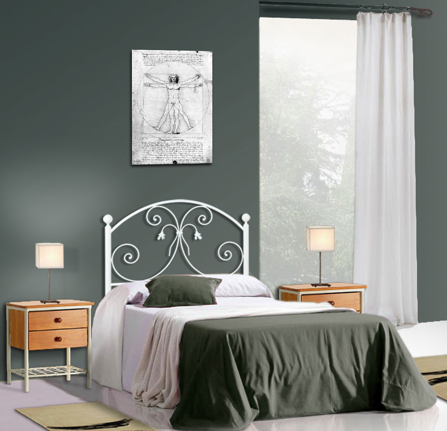 eisen kopfteil paloma ihr online shop f r ausgefallene kopfteile und betten aus schmiedeeisen. Black Bedroom Furniture Sets. Home Design Ideas