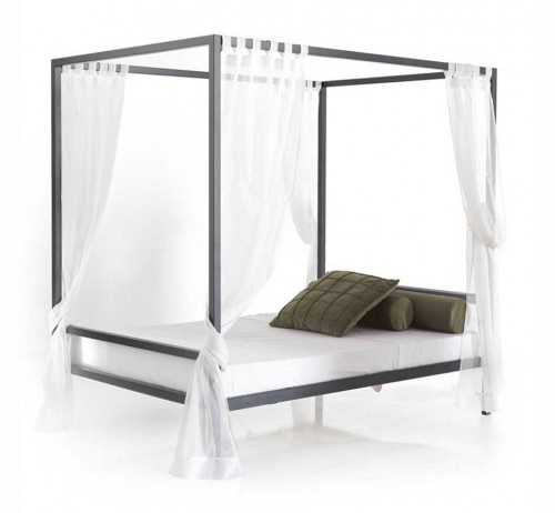 elegantes himmelbett universal ii ihr online shop f r. Black Bedroom Furniture Sets. Home Design Ideas