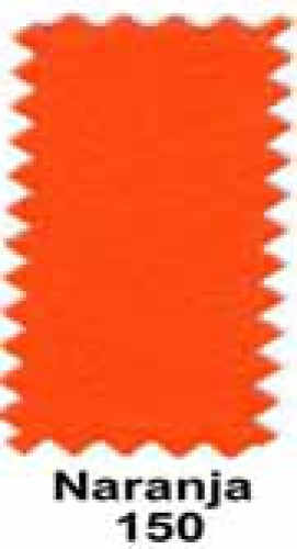 Premibering-Kunstleder: Orange 150