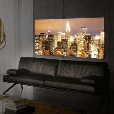 LED Leuchtbilder : Modell NY CITY